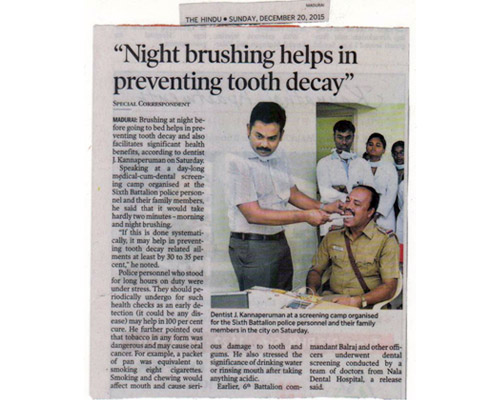 Best Orthodontist in Dindigul